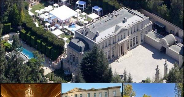 A mansão de R$ 230 milhões: misterioso bilionário francês compra ...