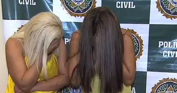 Mulheres são presas suspeitas de explorar prostituição em Niterói ...