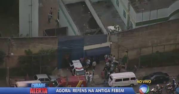 Adolescentes da Fundação Casa do Itaim Paulista fazem rebelião ...