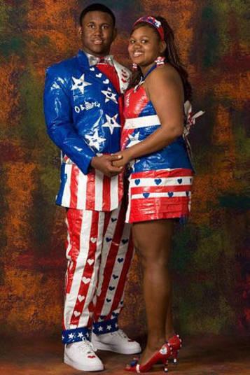 Patriotismo na formatura é isso aqui