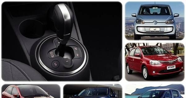 Até 2016, quase todos os carros no Brasil terão câmbios automático ...