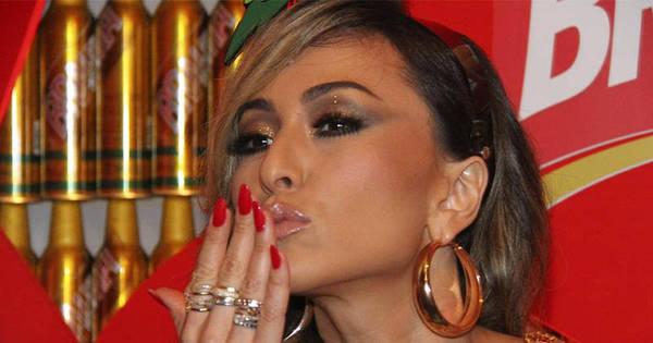 Sabrina Sato é a celebridade que mais apareceu na mídia durante ...