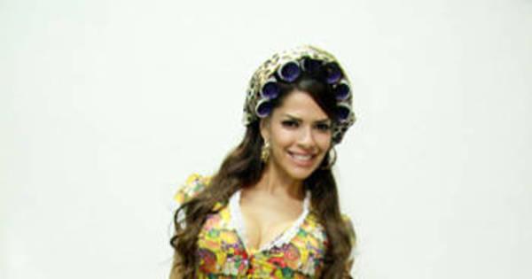 É de tirar o fôlego! Veja fotos sensuais de Nuelle Alves, a Candinha ...