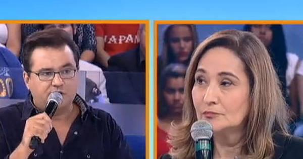 Relembre acerto de contas de Geraldo Luís com a apresentadora ...