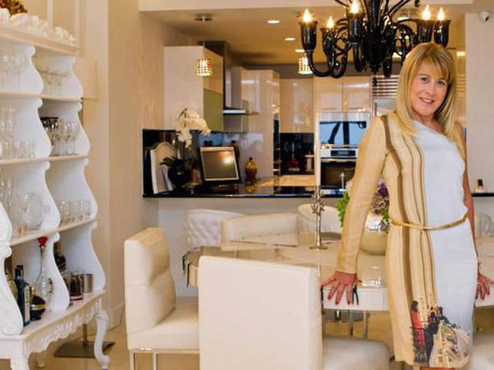 Outra famosa fã de Miami é Zilu Camargo, ex-mulher de Zezé Di Camargo. Após a separação, Zilu ficou uma longa temporada nos Estados Unidos