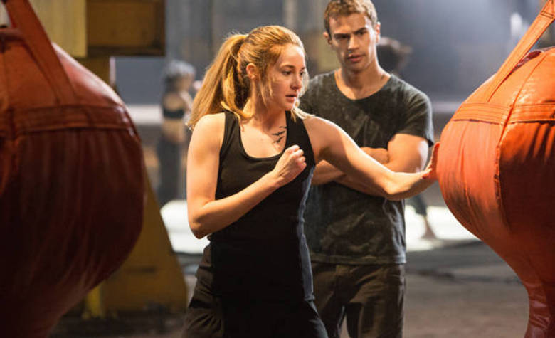 Chega aos cinemas brasileiros nesta quinta-feira (17) o sucesso internacional Divergente, adaptação do livro de mesmo nome. Um dos principais atrativos para o filme é a protagonista Shailene Woodley, revelação como atriz que já conquistou milhares de fãs