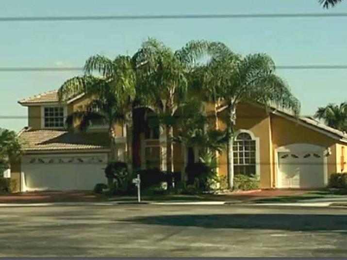 A bispa Sônia, da Igreja Renascer, também possui uma bela casa em Miami, onde desfruta da tranquilidade da região