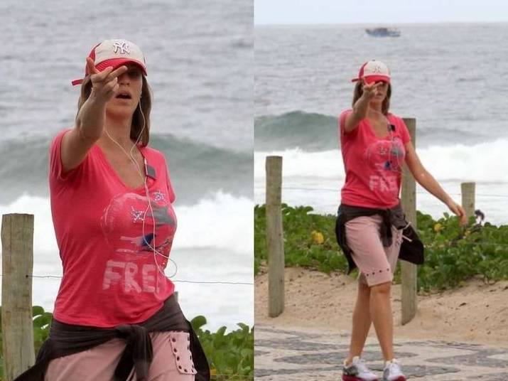 Luana PiovaniEla, que já tem fama de intolerante, em 2009, Luana agrediu um paparazzi da RedeTv, que acabou filmando a situação