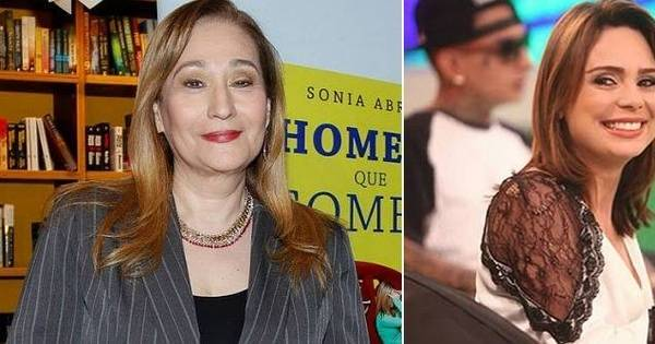 """Sonia Abrão defende Rachel Sheherazade:""""Eu gosto de gente que ..."""