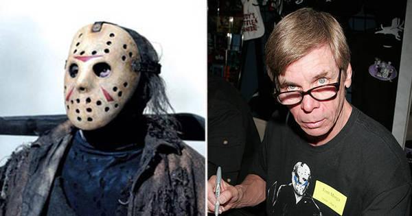 Na sexta-feira 13, descubra quem está por trás da máscara de ...