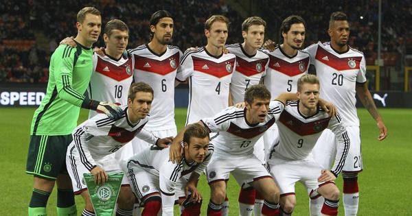 Brasil e Alemanha são campeões de vendas de camisas nos ...