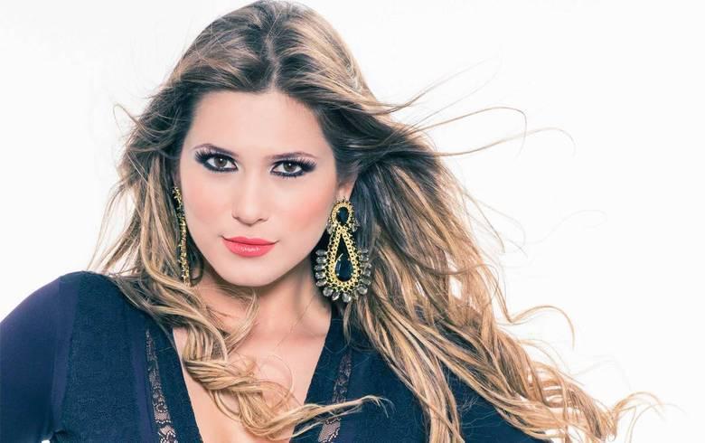 Para quem não se lembra, Lívia começou a carreira como mallandrinha, assistente de palco de Sérgio Mallandro na TV Gazeta