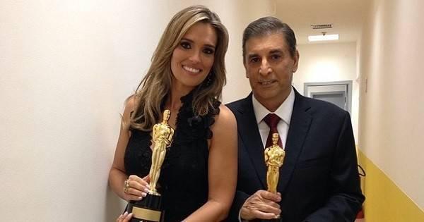 Carlos Nascimento ganha prêmio doente - Entretenimento - R7 ...