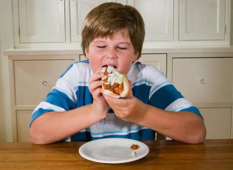 Conheça doenças que estão associadas à obesidade infantil
