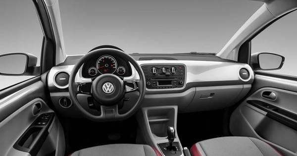 VW Up é o primeiro 1.0 nacional com câmbio automatizado ...