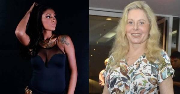 """Mãe de funkeira foi demitida por Vera Fischer após 17 anos: """"A ..."""