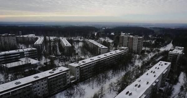 Chernobyl: conheça a cidade fantasma 28 anos depois do pior ...