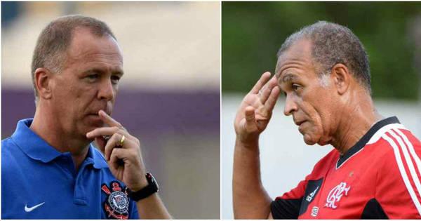 Clássico entre Corinthians e Flamengo tem técnicos pressionados ...