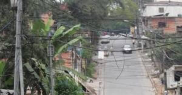 """""""Ladeirão do Morumbi"""" é conhecido ponto de assaltos na zona ..."""