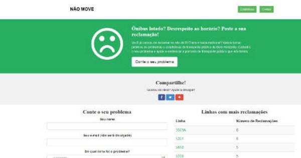 Revoltado com transporte público de BH, usuário ... - Belo Horizonte