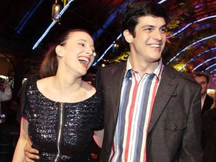 Mateus Solano e Paula Braun Os atores se conheceram em 2009 nos bastidores de Maridos, Amantes e Pisantes