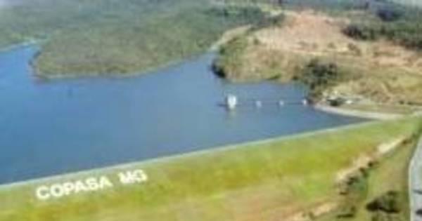 Copasa pode deixar metade da Grande BH sem água neste domingo