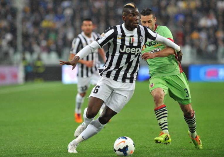 Pogba    Com apenas 21, Pobga é um dos principais jogadores da  virtual campeã italiana Juventus. Segundo volante de marcação forte e boa  chegada a frente, é uma das maiores esperanças da França para a Copa