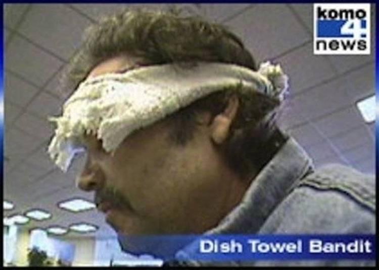 Usar um pano de prato como máscara não é pura esperteza