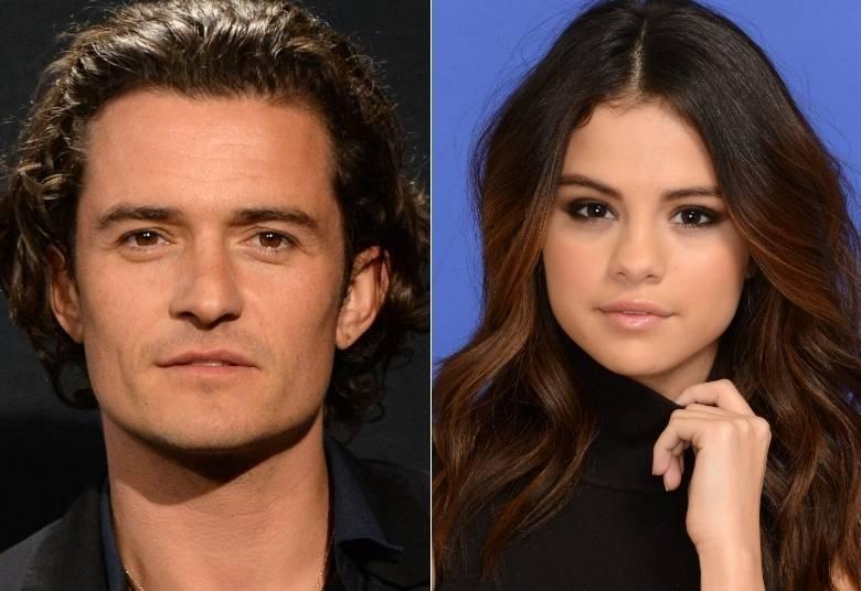 Depois que Selena Gomez e Justin Bieber terminaram o namoro, muitos boatos surgiram. O mais recente diz que Selena estaria saindo com o ator Orlando Bloom, 16 anos mais velho que ela