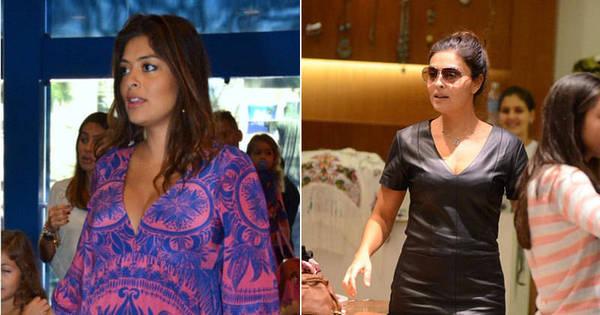 Conheça a dieta que fez a atriz Juliana Paes secar 16 kg após a ...
