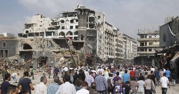Quatro anos de guerra: conflito na Síria já deixou mais de 200 mil ...