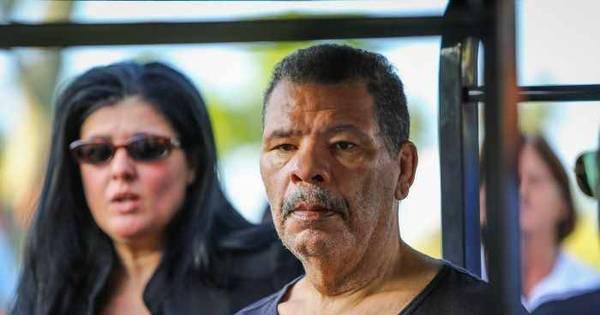 Emocionada, mulher de Maguila fala sobre o estado do ex- pugilista ...