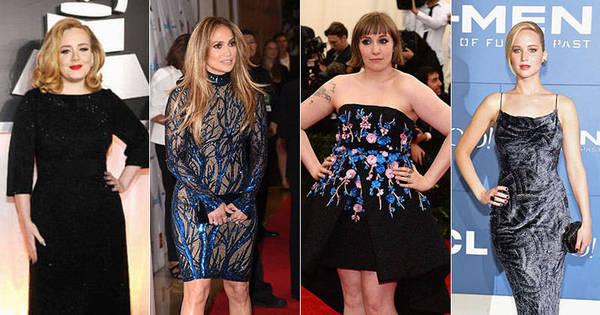 Nem Jennifer Lopez escapou! Veja quais celebridades já foram ...