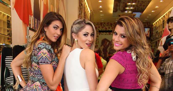 Babi Rossi, Renata Molinaro e Carol Narizinho exibem corpão em ...