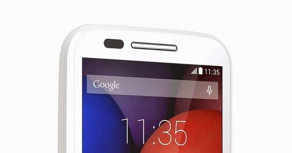Motorola lança no Brasil Moto E e Moto G com tecnologia 4G ...