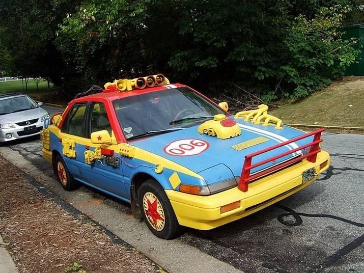 Honda 'de brinquedo'Saiba tudo sobre carros! Acessewww.r7.com/carros