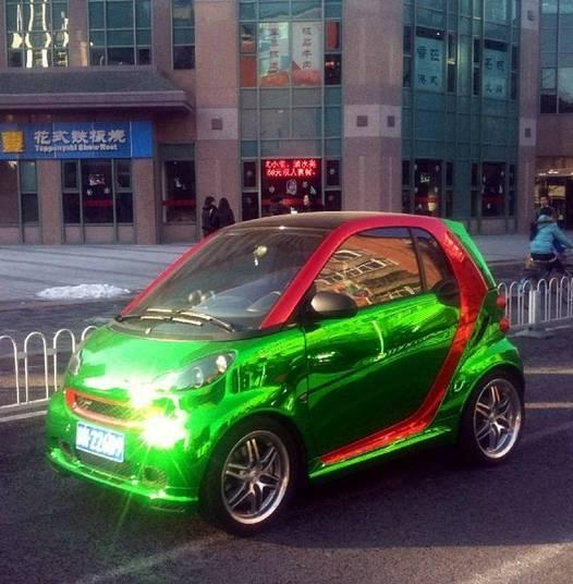 Smart ForTwo 'besourinho'Saiba tudo sobre carros! Acessewww.r7.com/carros