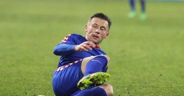 """Atacante da Croácia se irrita com polêmica dos jogadores nus: """"As ..."""