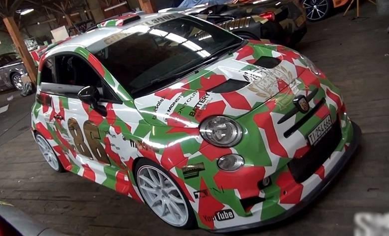 Fiat 500Saiba tudo sobre carros! Acessewww.r7.com/carros