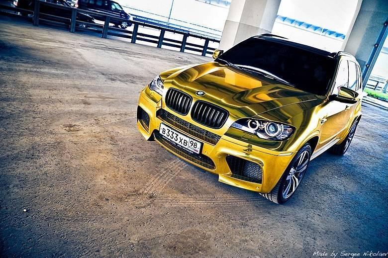 BMW X5M série 'xeque árabe'Saiba tudo sobre carros! Acessewww.r7.com/carros
