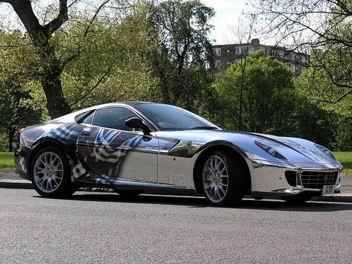 Ferrari 'pullover'Saiba tudo sobre carros! Acessewww.r7.com/carros