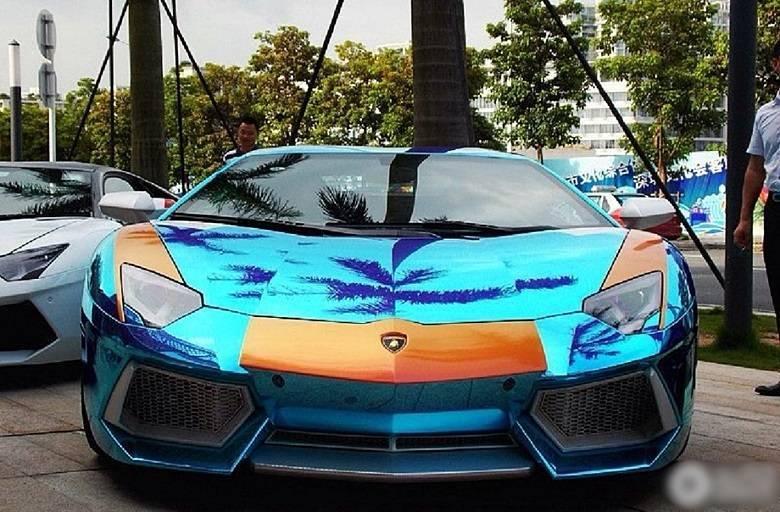 Lamborghini Aventador 'praiano'Saiba tudo sobre carros! Acessewww.r7.com/carros