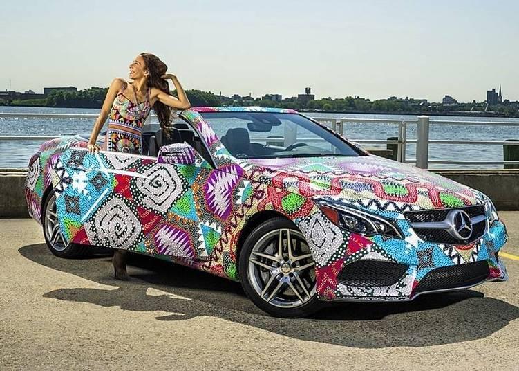 Se tem um carro da lista que é fashion, é este Mercedes-BenzSaiba tudo sobre carros! Acessewww.r7.com/carros