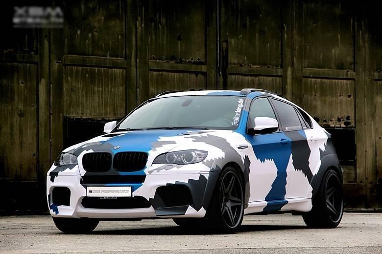 BMW X6M 'tropa de choque'Saiba tudo sobre carros! Acessewww.r7.com/carros