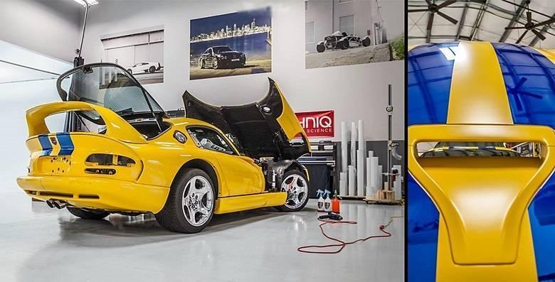 Dodge 'Viper-maro amarelo'Saiba tudo sobre carros! Acessewww.r7.com/carros