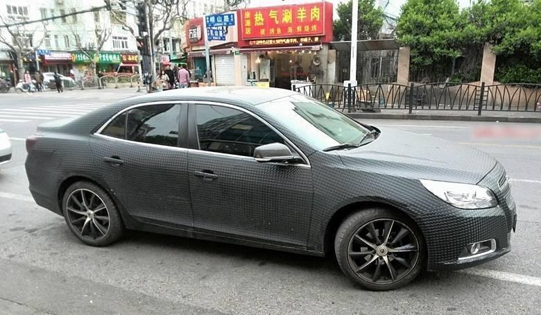 Chevrolet Malibu 'pura fibra'Saiba tudo sobre carros! Acessewww.r7.com/carros