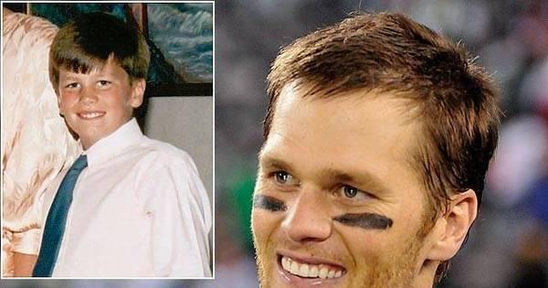 Eles cresceram! Veja como eram os craques da NFL na infância ...