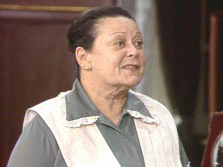Lídia MattosA carioca famosa por seus papéis em novelas comoSelva de Pedra(1972), OBem-Amado(1973) eA Próxima Vítima (1995). Seu último trabalho na TV foi em um episódio de Os Normais, em 2001. Ela morreu em 2013 de pneumonia, aos 88 anos