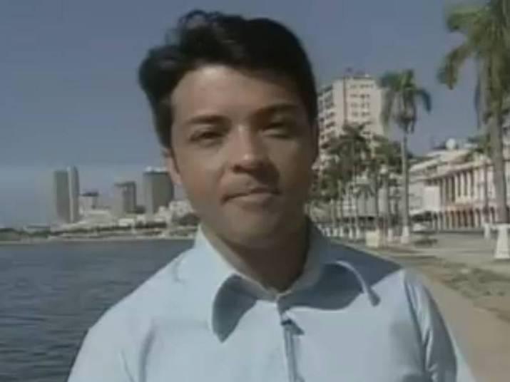 Marco UchôaO repórter da TV Globo tinha osteossarcoma, um tumor maligno ósseo. Ele já estava fazendo tratamento há dois anos e morreu em 2005. Ele tinha 36 anos e trabalhou mais de uma década na emissora