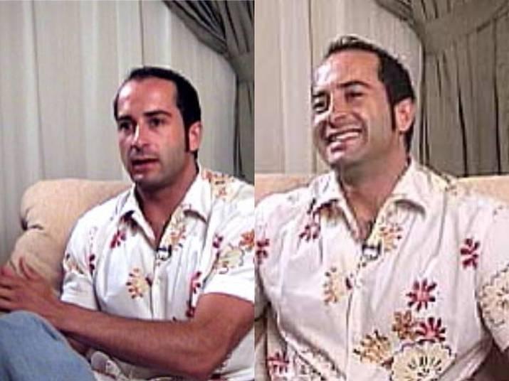 """Edílson """"Buba"""" O participante do BBB4 morreu de câncer no estômago em 2006. Ele tinha 34 anos e lutou bastante contra a doença"""